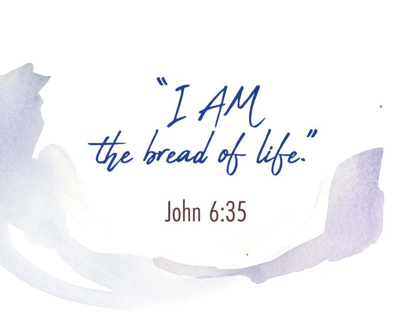 Lent_IAmBread